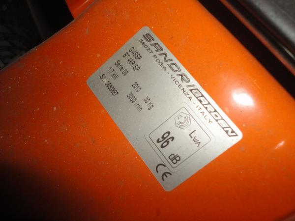 Immagine n. 79 - 2#2955 Macchina per chiavi elettriche Silca e levigatrice Kress