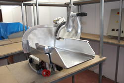 Vertical slicer stainless steel - Lot 10 (Auction 2958)