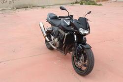 Kawasaki Z750 motorcycle - Lot 2 (Auction 29580)