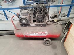 Ceccato and Shamal compressors - Lot 21 (Auction 2960)
