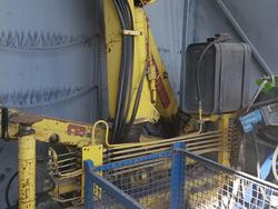 Pagliero crane - Lot 29 (Auction 2960)