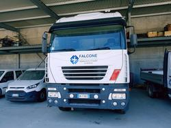Iveco Stralis truck - Lot 44 (Auction 2960)