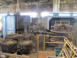 Plastop rotational moulding plant 3500 4B I - Lot 5 (Auction 2961)