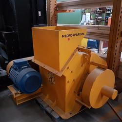 Jaw Crusher Loro   Parisini Magutt M66 - Lot 3 (Auction 2963)