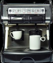 Two group electronic coffee machines - Lot 16 (Auction 2972)