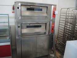 Forno elettrico refrattario per pizza - Lotto 25 (Asta 2983)