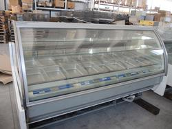 Icetech ice cream display cabinet - Lot 23 (Auction 2984)