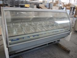 Icetech ice cream display cabinet - Lot 24 (Auction 2984)