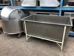Stainless steel tanks - Lot 8 (Auction 2986)