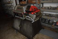Ridgid electric pipe cutter - Lot 4 (Auction 2988)