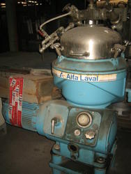 Alfalaval centrifuge - Lot 21 (Auction 2996)