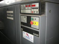 Compressore Atlas Copco Mod. GA55 - Lotto 29 (Asta 2996)
