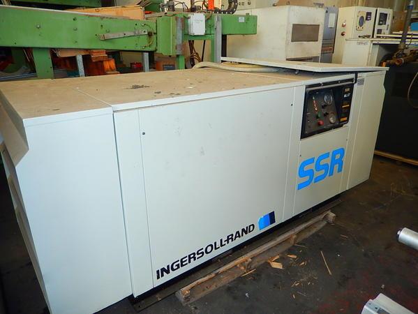 34#2996 Compressore Ingersoll Mod. SSRML37
