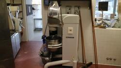 Tagliavini kneading machine and leavening cells - Lot 5 (Auction 3038)