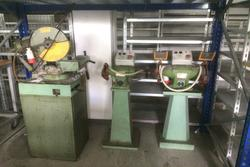 Nardini parallel lathe and vertical turret milling machine - Lot  (Auction 3051)