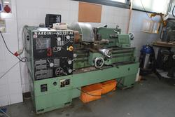 Nardini parallel lathe - Lot 2 (Auction 3051)