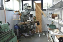 Vertical turret milling machine - Lot 3 (Auction 3051)