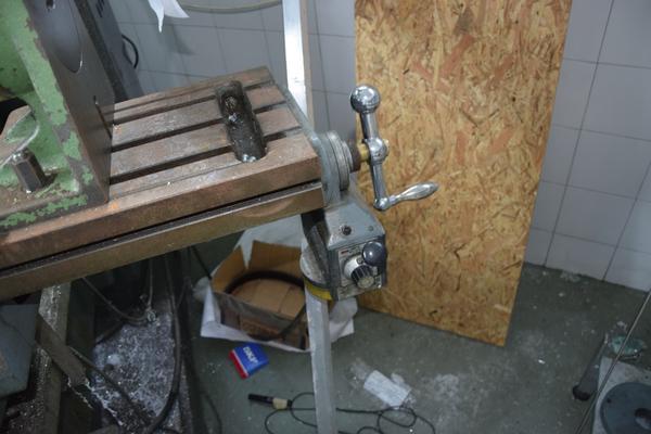Immagine n. 9 - 3#3051 Fresatrice a torretta verticale