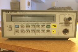 Misuratore di potenza Power Meter HP - Lotto 4 (Asta 3052)