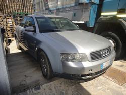 Audi A4 car - Lot 2 (Auction 3055)