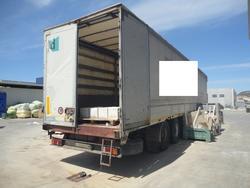 Zorzi Tilt trailer - Lot 3 (Auction 3055)