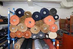 Pure cotton and virgin wool fabrics - Lote  (Subasta 3056)
