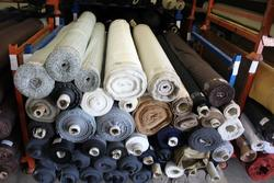 Cotton and wool fabrics - Lot 10 (Auction 3056)