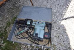Bosch drill and Hitachi demolition machine - Lot 12 (Auction 3059)