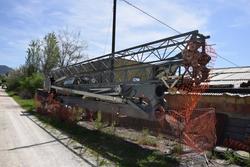 Terex tower crane - Lot 2 (Auction 3059)
