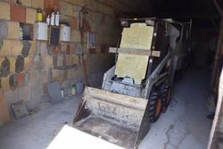 Bobcat skid steer loader - Lot 4 (Auction 3059)