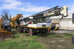 Ias mobile cranes - Lot 10 (Auction 3066)