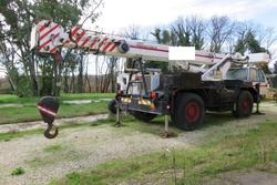 Ias mobile cranes - Lot 11 (Auction 3066)