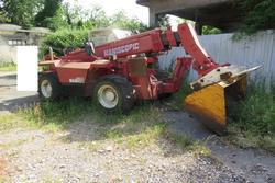 Manitou telescoppi lifter - Lot 24 (Auction 3066)