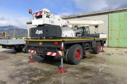 Agis mobile cranes - Lot 7 (Auction 3066)