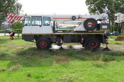 Ias mobile cranes - Lot 8 (Auction 3066)