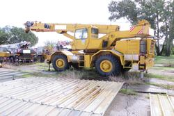 Grove mobile cranes - Lot 9 (Auction 3066)