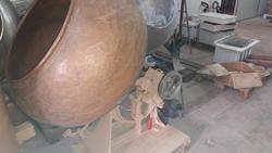 Copper bases for chocolate and sugared almonds - Lote 34 (Subasta 3067)