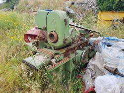 Schaudt grinding and machine tool cutter - Lot  (Auction 3068)