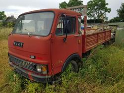 Fiat Om truc - Lot 1 (Auction 3068)