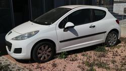 Autocarro Peugeot 207 Van - Lotto 101 (Asta 3074)