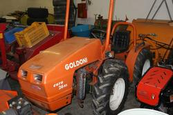 Goldoni Tractor  - Lot 104 (Auction 3074)