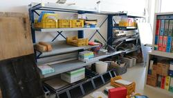 Scaffalature e attrezzature da magazzino - Lotto 11 (Asta 3074)
