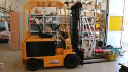 Pieralisi Forklift - Lot 3 (Auction 3074)