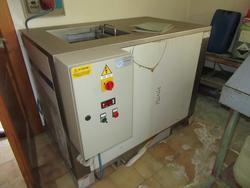 Vasca lavaggio ad ultrasuoni DBM - Lotto 7 (Asta 3075)
