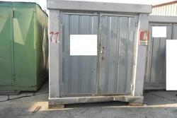 Container uso deposito e saldatrici Tig Wtl - Lotto 11 (Asta 3078)