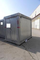 Container uso deposito con attrezzatura - Lotto 13 (Asta 3078)