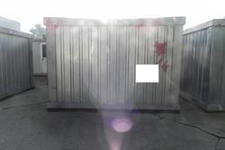 Container uso deposito con quadro elettrico - Lotto 14 (Asta 3078)