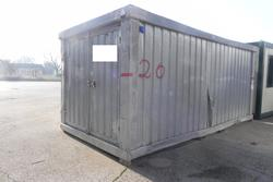 Container uso deposito e ventilatore Unicraft - Lotto 20 (Asta 3078)