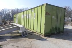 Container uso deposito - Lotto 36 (Asta 3078)