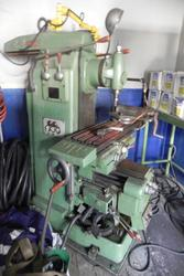 Remac milling machine - Lot 47 (Auction 3078)